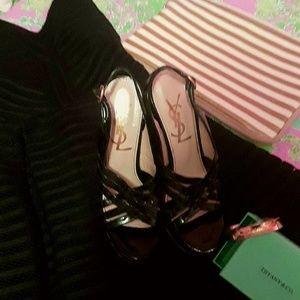 Yves Saint Laurent Vintage/Rare &Fabulous heels